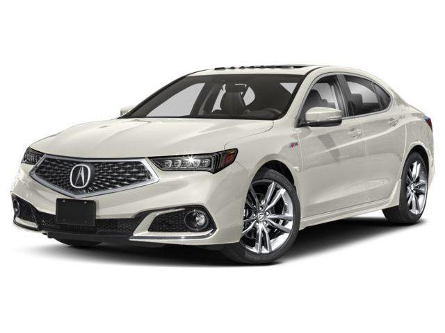 2019 Acura TLX Tech A-Spec (Stk: K801409) in Brampton - Image 1 of 9