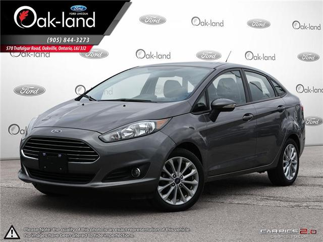 2014 Ford Fiesta SE (Stk: A3075) in Oakville - Image 1 of 27