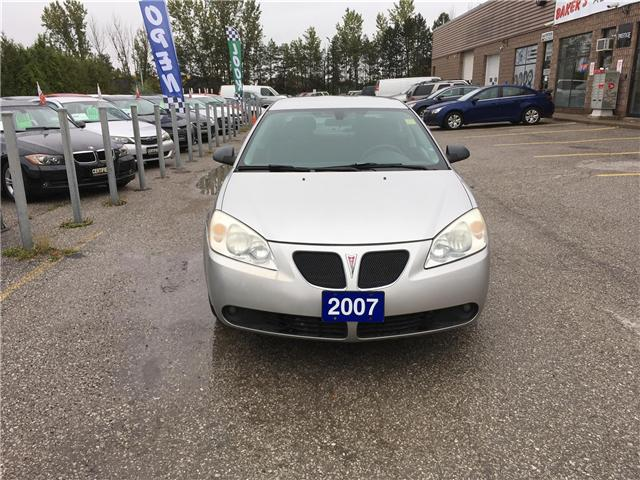 2007 Pontiac G6 Sedan (Stk: P3570) in Newmarket - Image 1 of 15