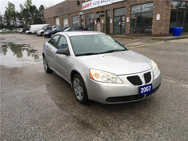 2007 Pontiac G6 Sedan (Stk: P3570) in Newmarket - Image 2 of 15
