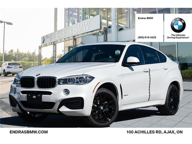 2019 BMW X6 xDrive35i (Stk: 60459) in Ajax - Image 1 of 22