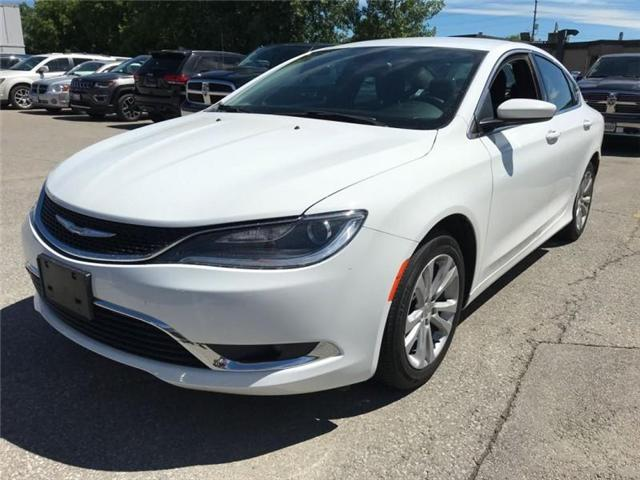 2016 Chrysler 200 Limited (Stk: 23393T) in Newmarket - Image 1 of 16
