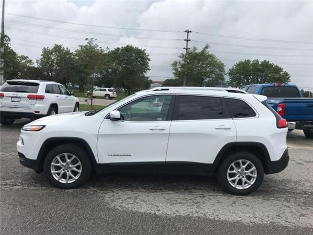 2016 Jeep Cherokee North (Stk: 23550T) in Newmarket - Image 2 of 17