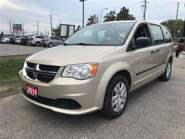 2014 Dodge Grand Caravan SE/SXT (Stk: 23588P) in Newmarket - Image 1 of 17