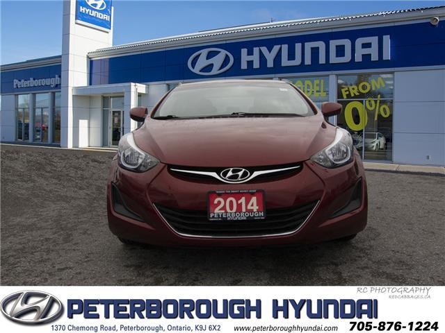 2014 Hyundai Elantra GL (Stk: H11762A) in Peterborough - Image 2 of 19