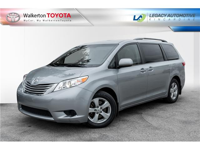 2015 Toyota Sienna LE 8 Passenger (Stk: P8166) in Walkerton - Image 1 of 23