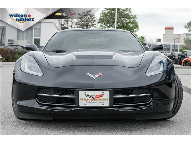 2019 Chevrolet Corvette Stingray (Stk: 108218) in Richmond Hill - Image 2 of 20