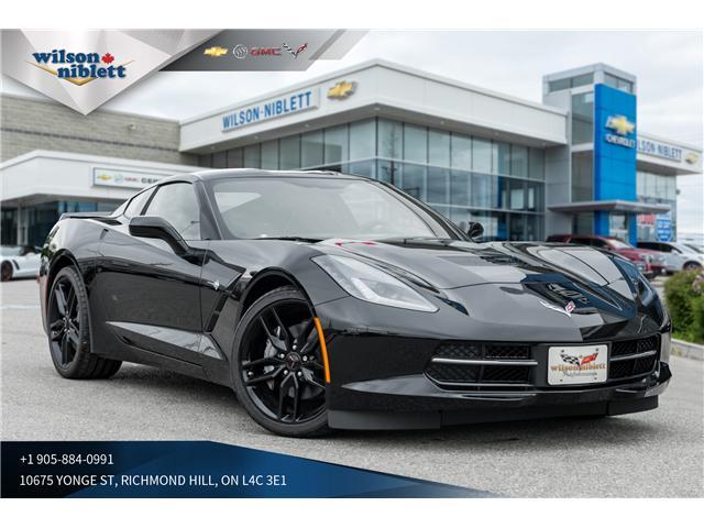 2019 Chevrolet Corvette Stingray (Stk: 108218) in Richmond Hill - Image 1 of 20