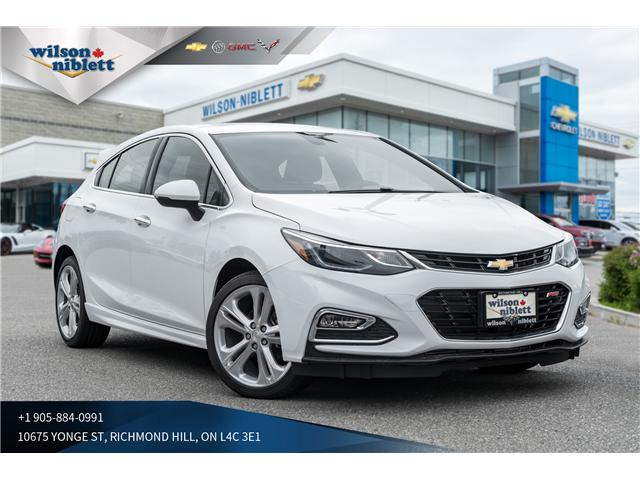 2018 Chevrolet Cruze Premier Auto (Stk: 649748) in Richmond Hill - Image 1 of 20