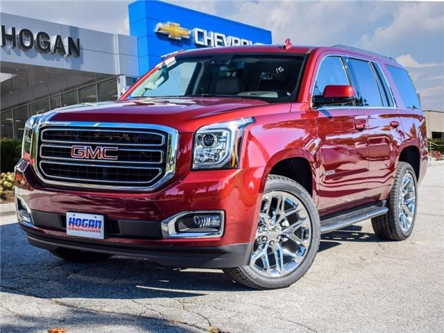 2019 GMC Yukon SLT (Stk: 9157122) in Scarborough - Image 1 of 30