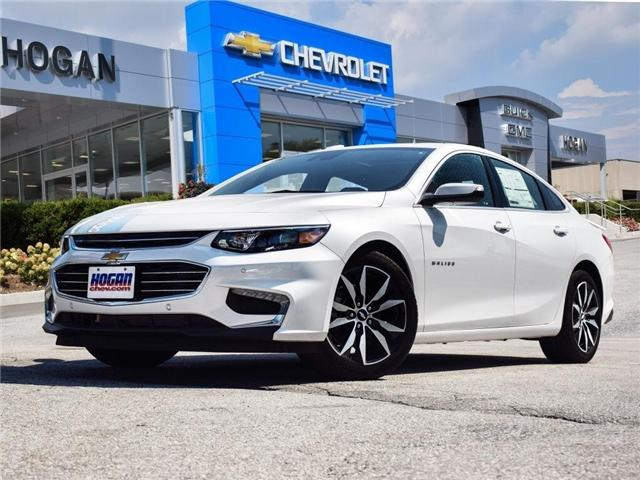2018 Chevrolet Malibu LT (Stk: 8291084) in Scarborough - Image 1 of 28