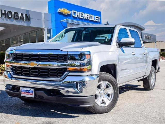 2018 Chevrolet Silverado 1500  (Stk: 8421869) in Scarborough - Image 1 of 23