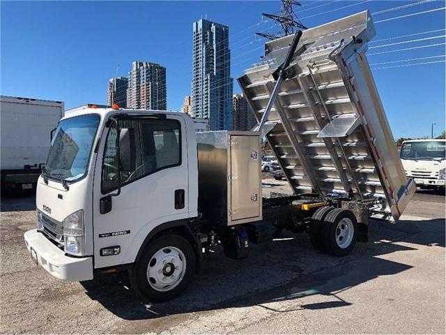 2018 Isuzu NRR Dump Truck (Stk: DTI85054) in Toronto - Image 1 of 14