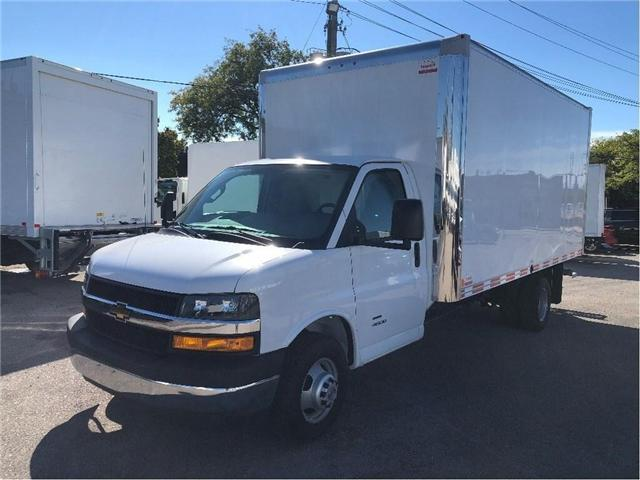 2018 Chevrolet Express 4500 New Chev. Express 4500 Cube-Van (Stk: 85373a) in Toronto - Image 1 of 15