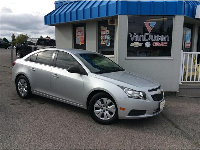 2012 Chevrolet Cruze LS (Stk: B7189A) in Ajax - Image 1 of 22