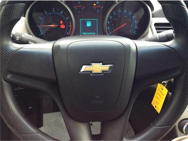 2012 Chevrolet Cruze LS (Stk: B7189A) in Ajax - Image 3 of 22