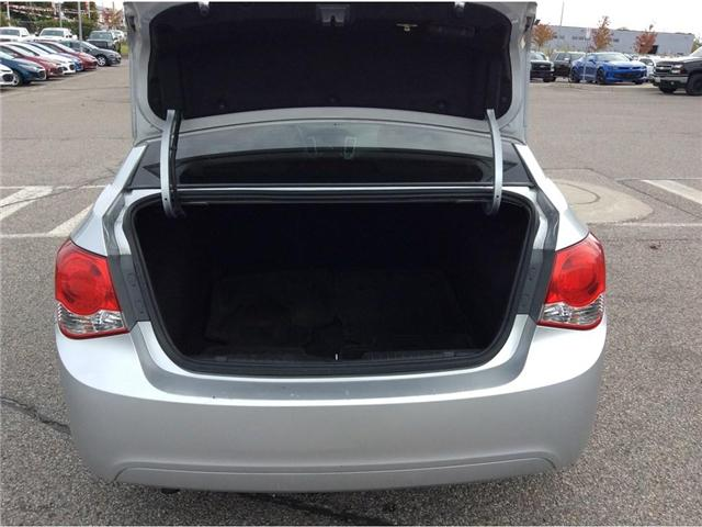 2012 Chevrolet Cruze LS (Stk: B7189A) in Ajax - Image 13 of 22