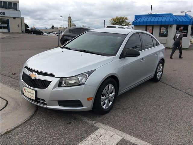 2012 Chevrolet Cruze LS (Stk: B7189A) in Ajax - Image 14 of 22