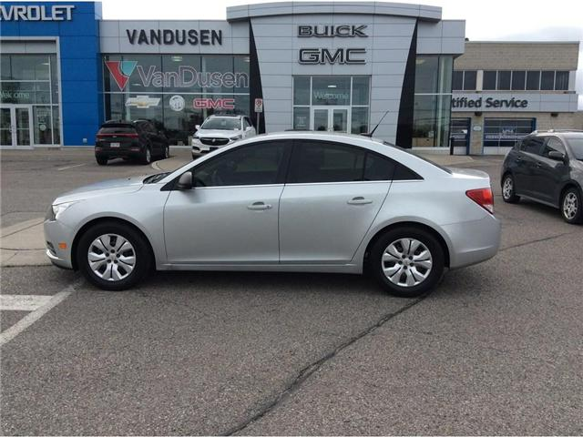 2012 Chevrolet Cruze LS (Stk: B7189A) in Ajax - Image 15 of 22