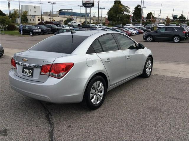 2012 Chevrolet Cruze LS (Stk: B7189A) in Ajax - Image 18 of 22