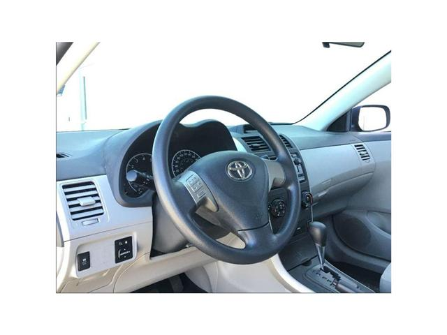 2013 Toyota Corolla  (Stk: D171232A) in Mississauga - Image 11 of 17