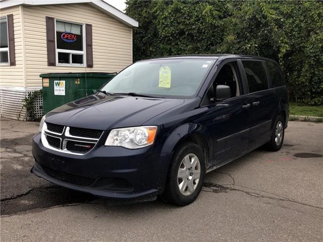 2012 Dodge Grand Caravan SE/SXT (Stk: 18-7715P) in Hamilton - Image 1 of 13