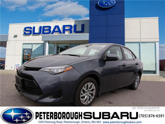 2017 Toyota Corolla LE (Stk: S3608A) in Peterborough - Image 1 of 19