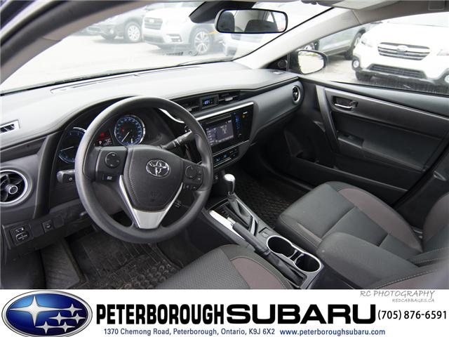 2017 Toyota Corolla LE (Stk: S3608A) in Peterborough - Image 8 of 19