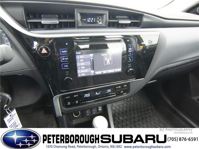2017 Toyota Corolla LE (Stk: S3608A) in Peterborough - Image 11 of 19