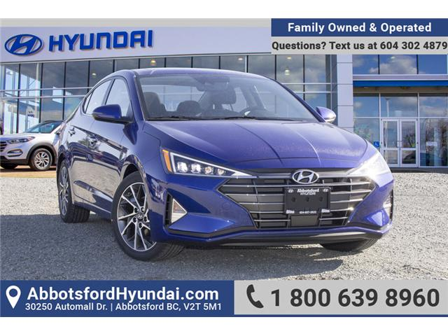 2019 Hyundai Elantra  (Stk: KE751472) in Abbotsford - Image 1 of 26