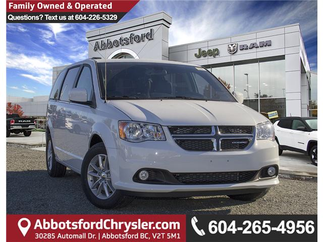 2019 Dodge Grand Caravan CVP/SXT (Stk: K553834) in Abbotsford - Image 1 of 25