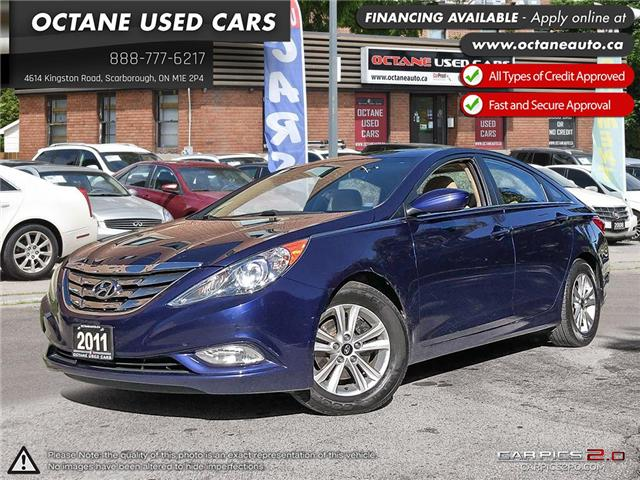 2011 Hyundai Sonata GLS (Stk: ) in Scarborough - Image 1 of 25