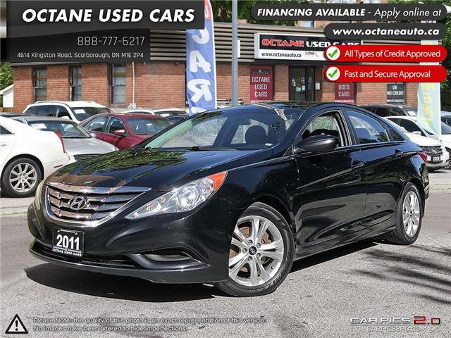 2011 Hyundai Sonata GL (Stk: ) in Scarborough - Image 1 of 25