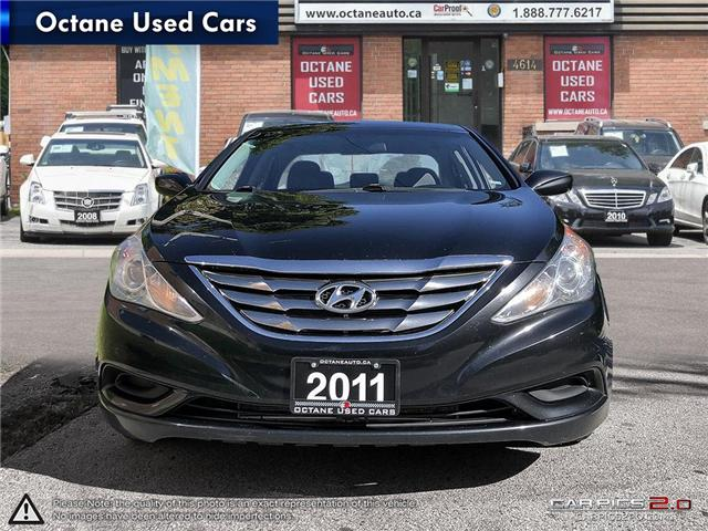 2011 Hyundai Sonata GL (Stk: ) in Scarborough - Image 2 of 25