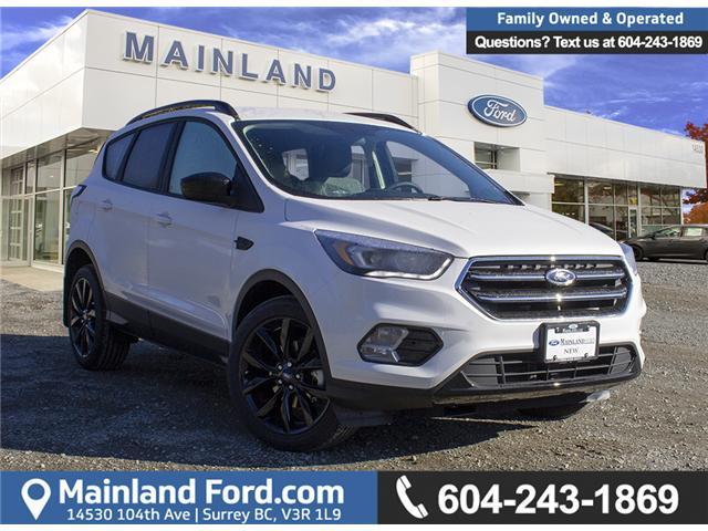 2018 Ford Escape SE (Stk: 8ES4516) in Vancouver - Image 1 of 27