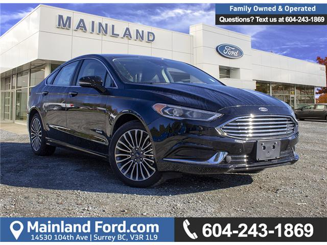 2018 Ford Fusion Energi SE Luxury (Stk: 8FU0202) in Surrey - Image 1 of 26