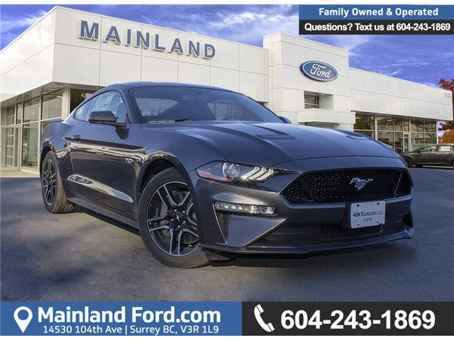 2019 Ford Mustang GT (Stk: 9MU3899) in Surrey - Image 1 of 24