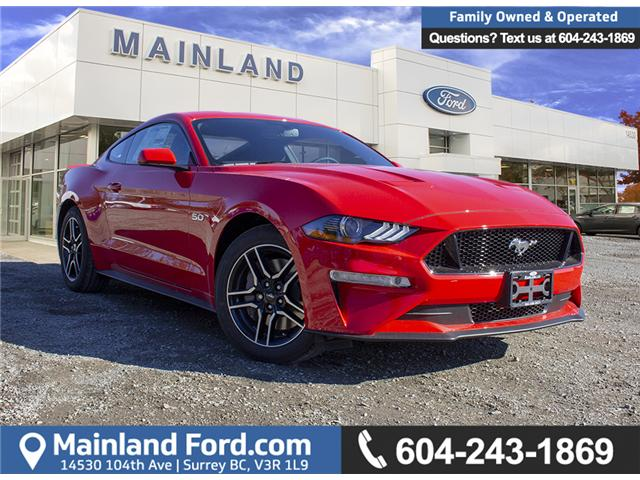 2019 Ford Mustang GT (Stk: 9MU3900) in Surrey - Image 1 of 23
