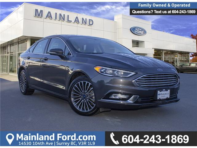 2017 Ford Fusion SE (Stk: P9191) in Surrey - Image 1 of 27