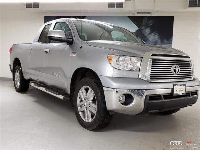 2010 Toyota Tundra Limited 5.7L V8 (Stk: AUQG1866B) In Richmond   Image ...