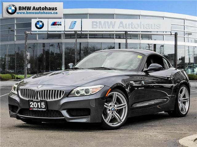 2015 BMW Z4 35i (Stk: P8548) in Thornhill - Image 1 of 18