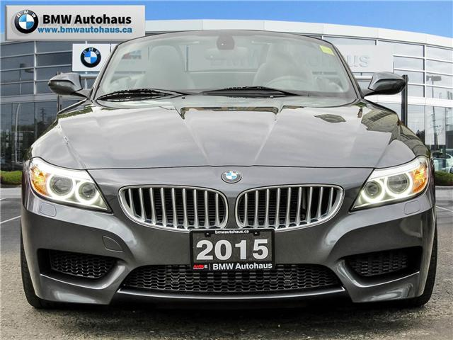 2015 BMW Z4 35i (Stk: P8548) in Thornhill - Image 3 of 18