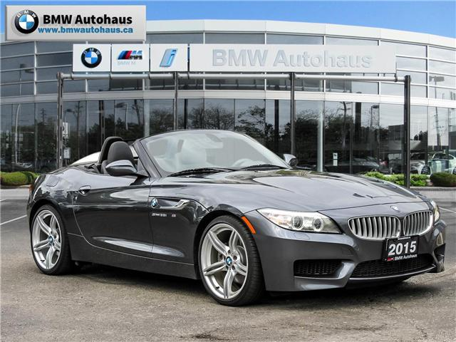 2015 BMW Z4 35i (Stk: P8548) in Thornhill - Image 4 of 18