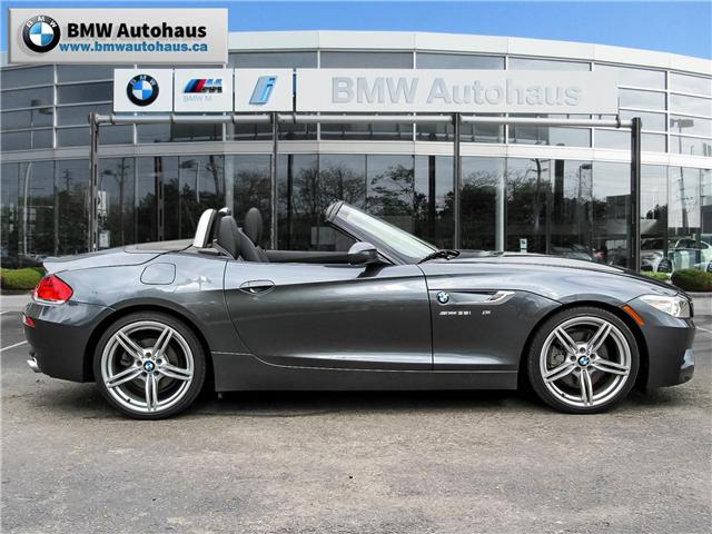 2015 BMW Z4 35i (Stk: P8548) in Thornhill - Image 5 of 18