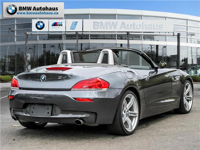 2015 BMW Z4 35i (Stk: P8548) in Thornhill - Image 6 of 18