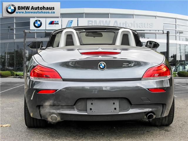 2015 BMW Z4 35i (Stk: P8548) in Thornhill - Image 7 of 18