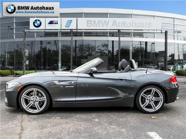 2015 BMW Z4 35i (Stk: P8548) in Thornhill - Image 9 of 18
