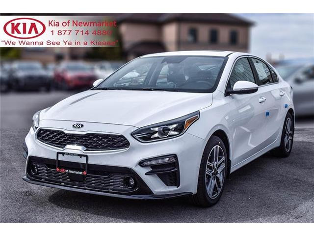 2019 Kia Forte Sedan EX Limited (Stk: 190130) in Newmarket - Image 1 of 18