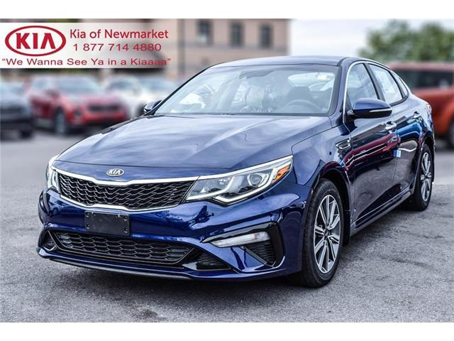 2019 Kia Optima LX+ (Stk: 190151) in Newmarket - Image 1 of 19
