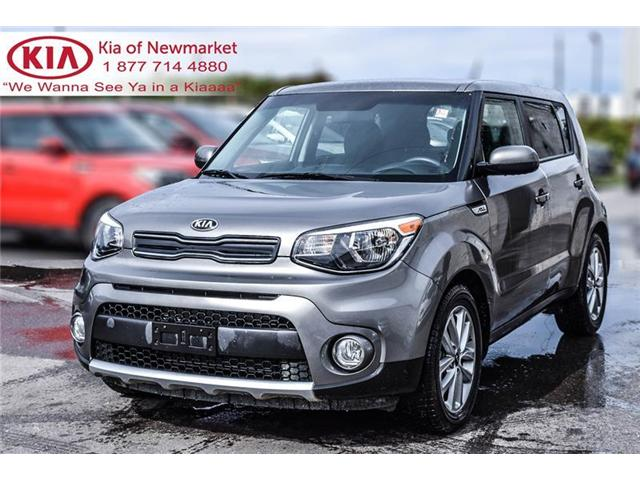 2017 Kia Soul EX (Stk: 170423) in Newmarket - Image 1 of 20